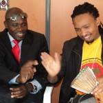 Mac and I on WSF in Dakar 2011